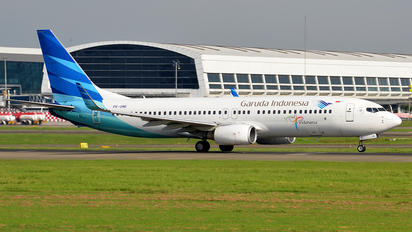 PK-GME - Garuda Indonesia Boeing 737-800