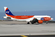 OY-VKS - MyTravel Airways Airbus A320 aircraft