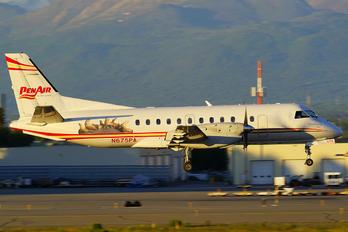 N675PA - Penair SAAB 340