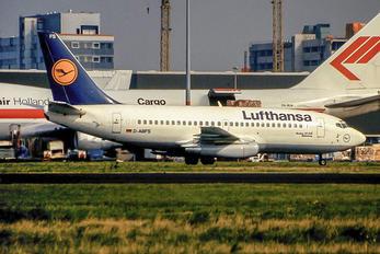 D-ABFS - Lufthansa Boeing 737-200