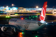 TC-JOL - Turkish Airlines Airbus A330-300 aircraft