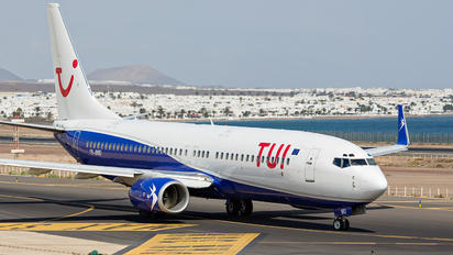 YR-BMD - TUI Airlines Netherlands Boeing 737-800