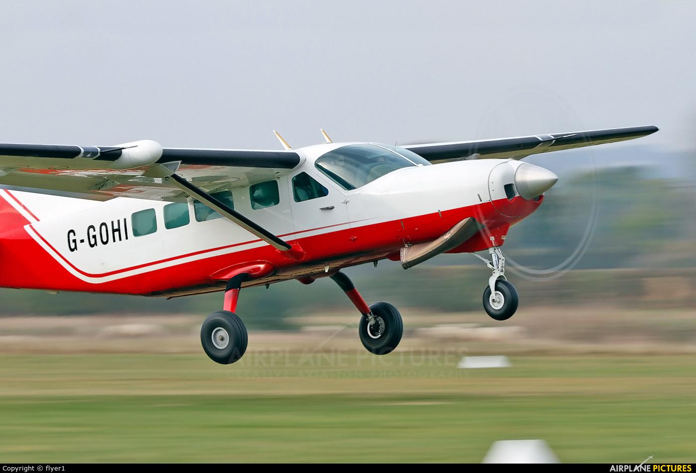 Private G-GOHI aircraft at Lashenden / Headcorn
