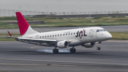 JA214J - J-Air Embraer ERJ-170 (170-100)