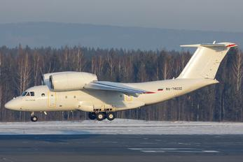 RA-74032 - UTair Antonov An-74