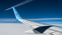OO-JLO - Jetairfly (TUI Airlines Belgium) Boeing 737-800 aircraft