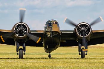 G-BPIV - Private Bristol Blenheim IV