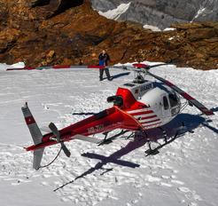 HB-ZHY - Air Glaciers Eurocopter EC350