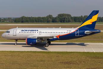 VP-BWG - Rossiya Airbus A319