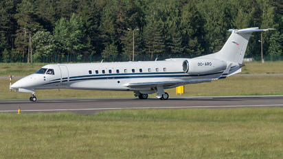 OO-ARO - Private Embraer EMB-135BJ Legacy 600