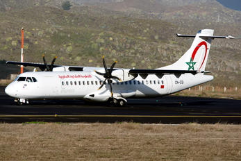 CN-COI - Royal Air Maroc Express ATR 72 (all models)