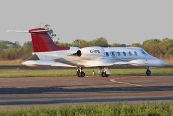 LV-BPA - Flying America Learjet 35