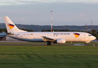 G-JMCR - West Atlantic Boeing 737-4Q8
