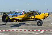 F-WCCE - Private Cub Crafters Carbon Cub EX aircraft