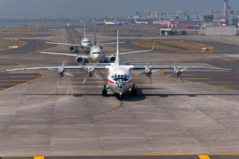 UR-CAH - Ukraine Air Alliance Antonov An-12 (all models)
