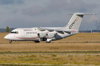 EI-RJZ - CityJet British Aerospace BAe 146-200/Avro RJ85