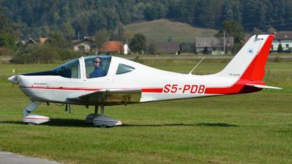 S5-PDB - Private Tecnam P2002JR Sierrra