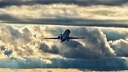OY-RJC - BackBone Aviation Canadair CL-600 CRJ-200