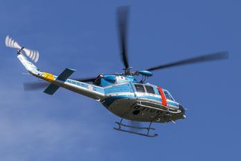 JA01FP - Japan - Police Bell 412EP