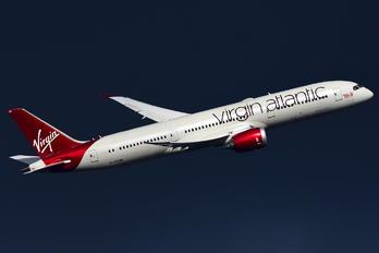 G-VYUM - Virgin Atlantic Boeing 787-9 Dreamliner