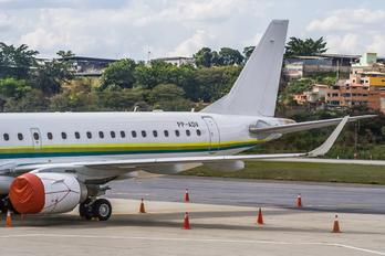 PR-ADV - Private Embraer ERJ-190 (190-100)