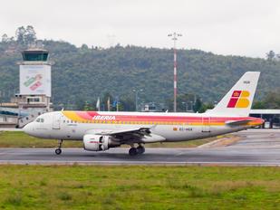 EC-HGR - Iberia Airbus A319