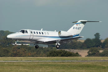 D-CJET - Air Hamburg Cessna 525B Citation CJ3