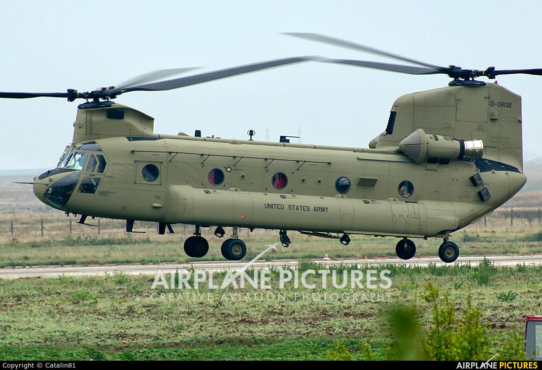 USA - Army 13-08132 aircraft at Craiova