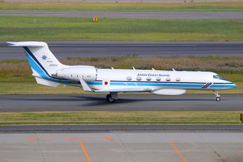 JA500A - Japan - Coast Guard Gulfstream Aerospace G-V, G-V-SP, G500, G550