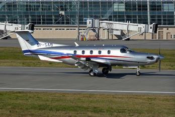 SP-SAB - Private Pilatus PC-12