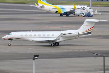 VQ-BNZ - Jordan - Government Gulfstream Aerospace G650, G650ER