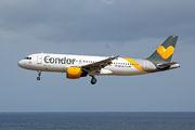 D-AICD - Condor Airbus A320 aircraft