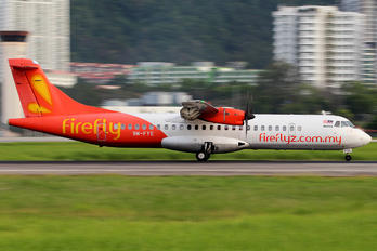 9M-FYE - Firefly ATR 72 (all models)
