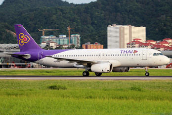HS-TXD - Thai Airways Airbus A320