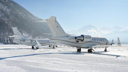 OH-GVI - Private Bombardier Challenger 605