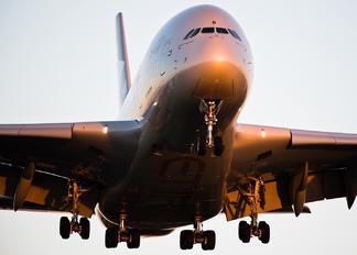 A6-APB - Etihad Airways Airbus A380