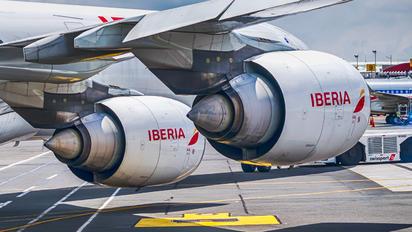 EC-IQR - Iberia Airbus A340-600