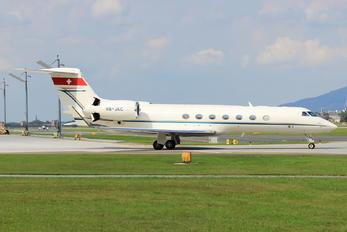 HB-JKC - Jet Aviation Business Jets Gulfstream Aerospace G-V, G-V-SP, G500, G550