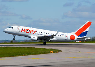 F-HBXB - Air France - Hop! Embraer ERJ-170 (170-100)
