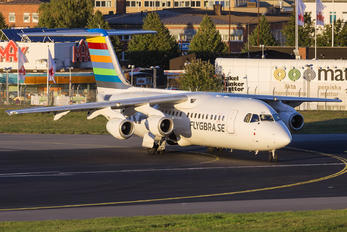 SE-DST - BRA (Sweden) British Aerospace BAe 146-300/Avro RJ100