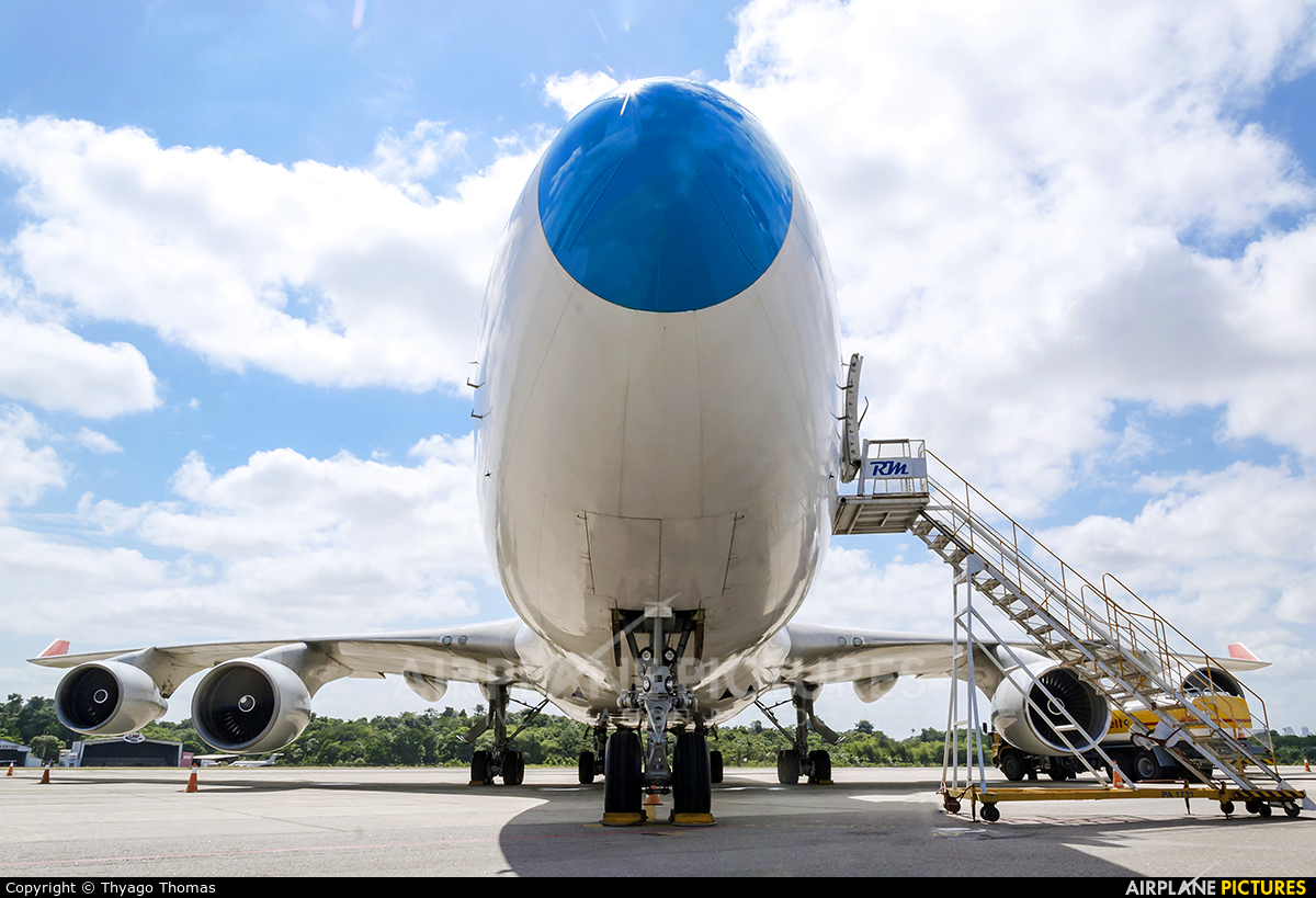 Air Cargo Global OM-ACG aircraft at Belém