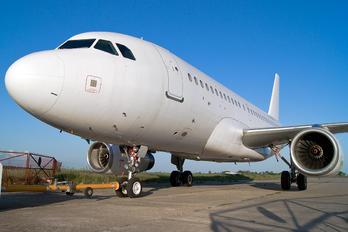 SX-ABE - Olympus Airways Airbus A319