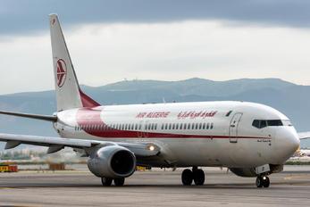 7T-VJP - Air Algerie Boeing 737-800