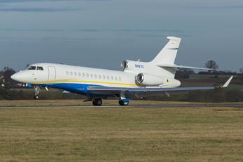N487C - Private Dassault Falcon 7X
