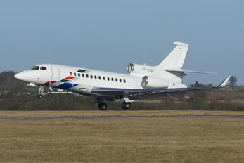 VP-CSW - Volkswagen Air Services Dassault Falcon 7X