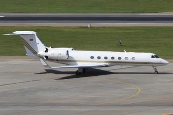 OE-IZM - Avcon Jet AG Gulfstream Aerospace G-V, G-V-SP, G500, G550