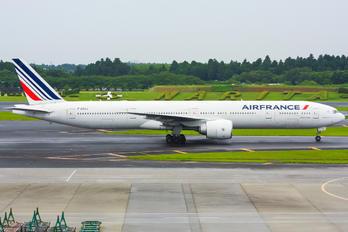 F-GSQJ - Air France Boeing 777-300ER