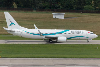 TC-TLH - Tailwind Airlines Boeing 737-800