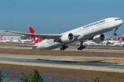 TC-JJH - Turkish Airlines Boeing 777-300ER aircraft