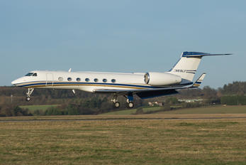N818LF - Westfield Aviation Gulfstream Aerospace G-V, G-V-SP, G500, G550